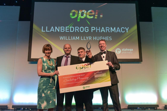 Alphega Pharmacy National Winner 2016