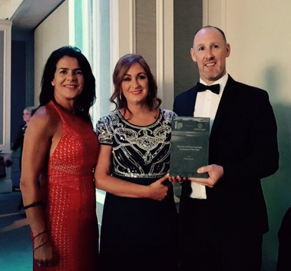 Pharmapod wins the title of Pharma Contract Services Company of the Year